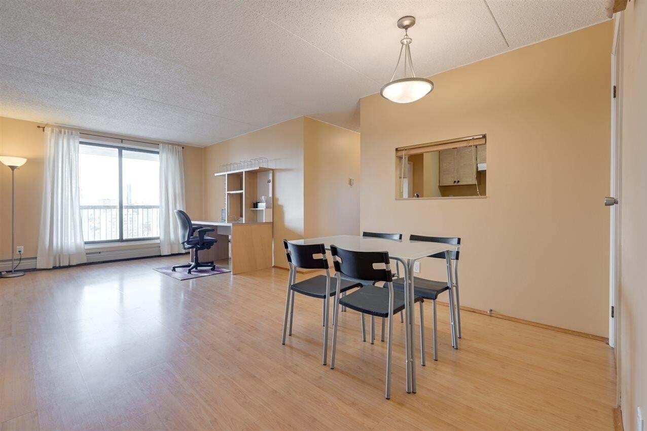 Condo for sale at 9917 110 St NW Unit 1105 Edmonton Alberta - MLS: E4198874
