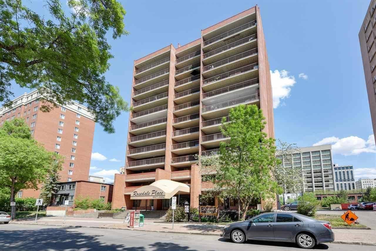 Condo for sale at 9917 110 St Nw Unit 1105 Edmonton Alberta - MLS: E4188547