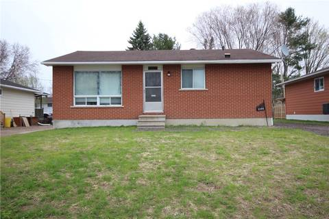 House for sale at 1105 Boundary Rd Pembroke Ontario - MLS: 1151728
