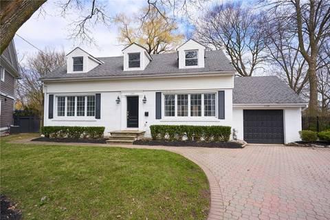House for sale at 1105 Cedar Grove Blvd Oakville Ontario - MLS: W4429602