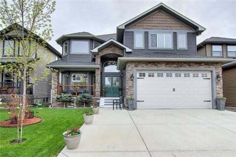 House for sale at 1105 Channelside Dr Southwest Airdrie Alberta - MLS: C4299512