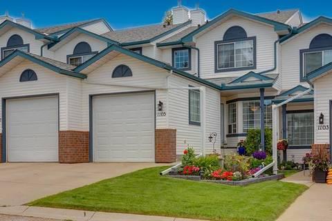 Townhouse for sale at 1105 Citadel Te Northwest Calgary Alberta - MLS: C4259163