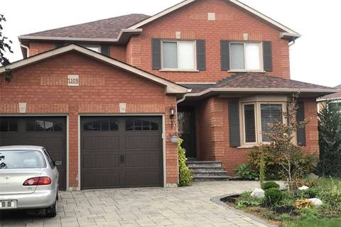 House for sale at 1105 Diamond Ct Mississauga Ontario - MLS: W4599021