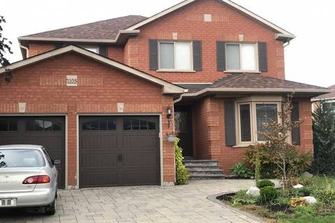 House for sale at 1105 Diamond Ct Mississauga Ontario - MLS: W4703147