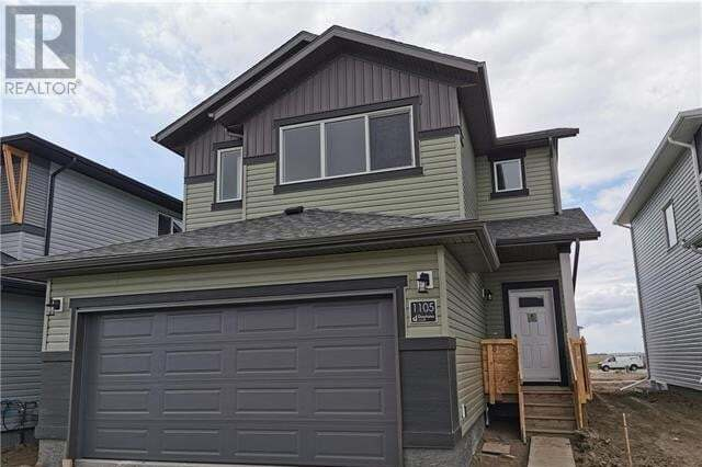 House for sale at 1105 Pacific Circ West Lethbridge Alberta - MLS: LD0191052