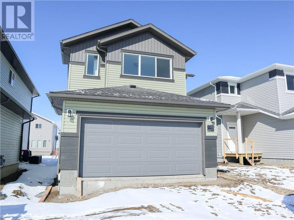 House for sale at 1105 Pacific Circ W Lethbridge Alberta - MLS: ld0191052