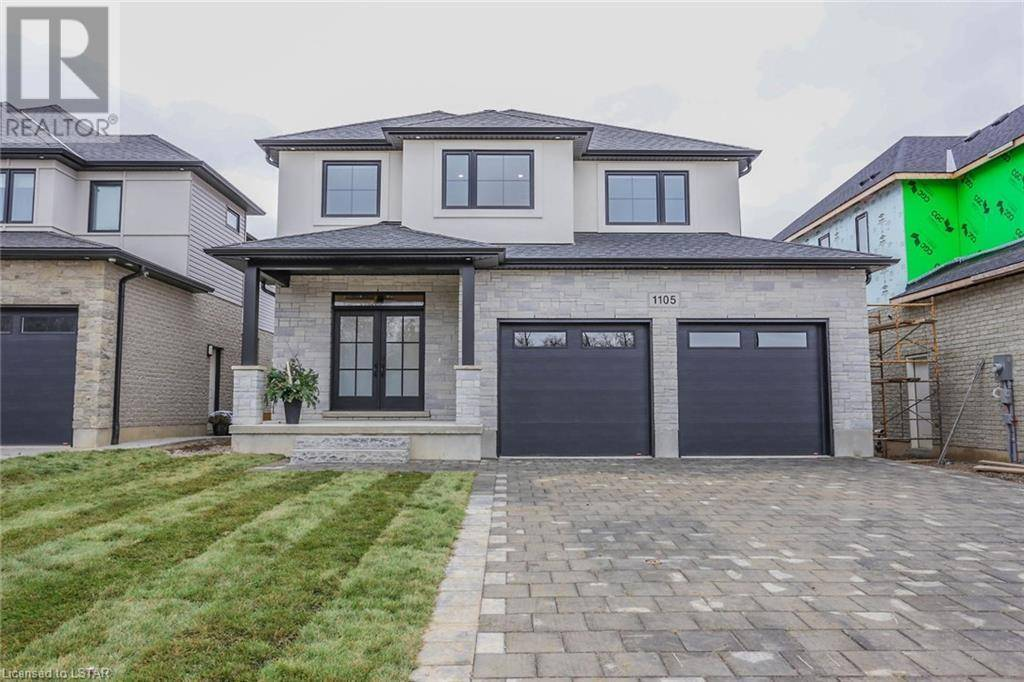 House for sale at 1105 Riverbend Rd London Ontario - MLS: 239772