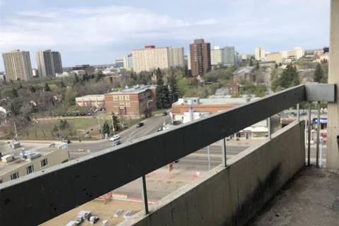 Condo for sale at 10883 Saskatchewan Dr Nw Unit 1106 Edmonton Alberta - MLS: E4156985