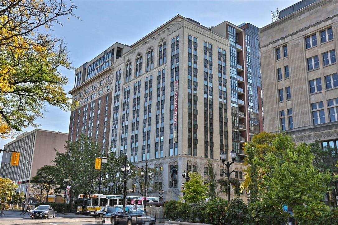 Apartment for rent at 112 King St E Unit 1106 Hamilton Ontario - MLS: H4086231