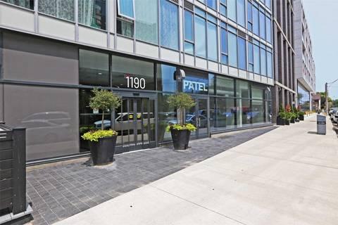 Condo for sale at 1190 Dundas St Unit 1106 Toronto Ontario - MLS: E4512521