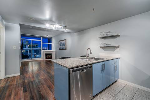Condo for sale at 168 Esplanade Wy E Unit 1106 North Vancouver British Columbia - MLS: R2433330