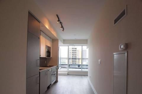 Apartment for rent at 17 Dundonald St Unit 1106 Toronto Ontario - MLS: C4550790