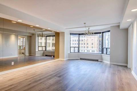 Apartment for rent at 175 Cumberland St Unit 1106 Toronto Ontario - MLS: C4668538