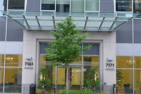 Apartment for rent at 7171 Yonge St Unit 1106 Markham Ontario - MLS: N4662571