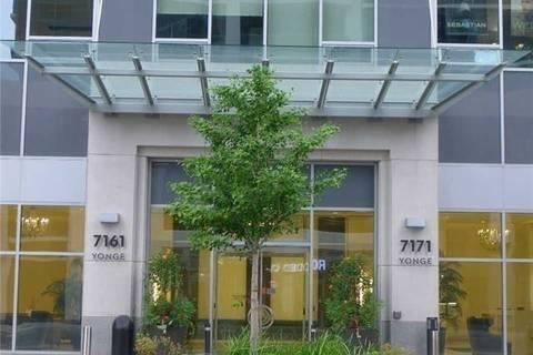 Apartment for rent at 7171 Yonge St Unit 1106 Markham Ontario - MLS: N4684180