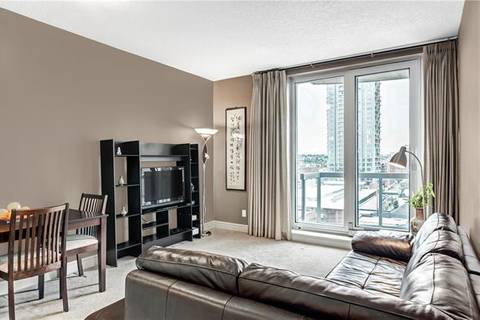 Condo for sale at 817 15 Ave Southwest Unit 1106 Calgary Alberta - MLS: C4241691
