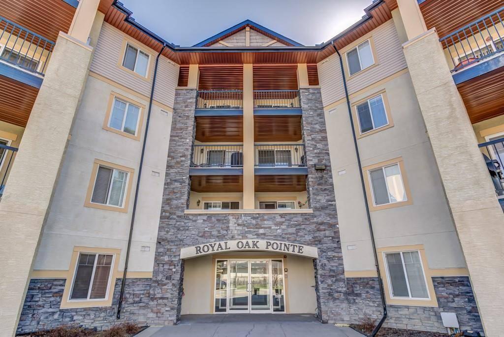 Condo for sale at 8810 Royal Birch Blvd Nw Unit 1106 Royal Oak, Calgary Alberta - MLS: C4227129
