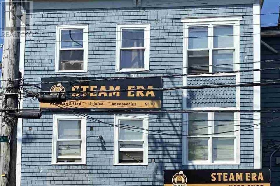 Residential property for sale at 1106 Barrington St Halifax Nova Scotia - MLS: 202014556