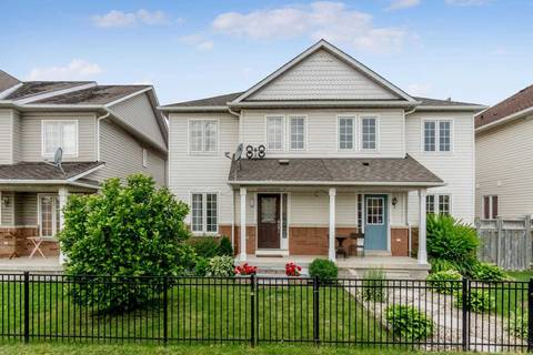 Townhouse for sale at 1106 Davis Ln Milton Ontario - MLS: W4504487