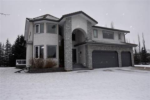 House for sale at 1106 Gleneagles Dr Carstairs Alberta - MLS: C4238888