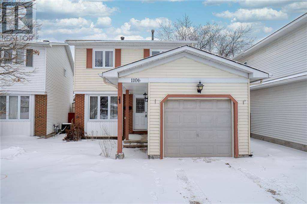 House for sale at 1106 Moselle Cres Ottawa Ontario - MLS: 1178854