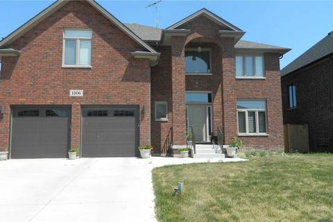 House for sale at 1106 Ryan Ave Lakeshore Ontario - MLS: X4700445