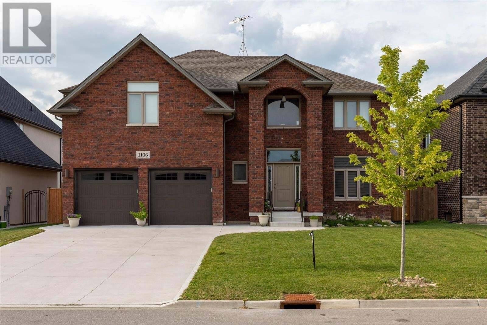 House for sale at 1106 Ryan  Lakeshore Ontario - MLS: 20005471
