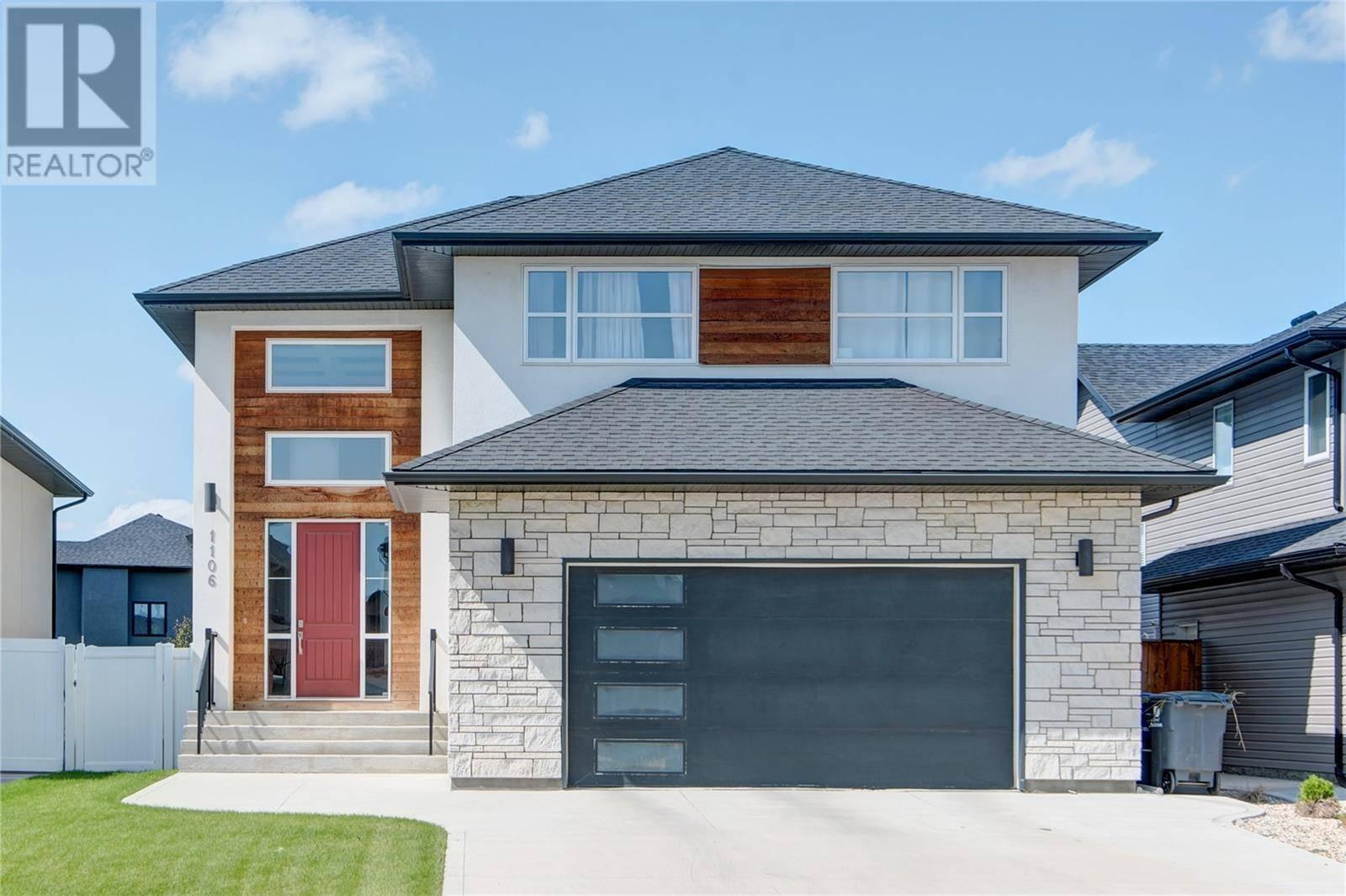 House for sale at 1106 Werschner Cres Saskatoon Saskatchewan - MLS: SK787482
