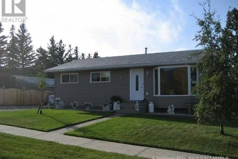 House for sale at 11069 Swann Dr Grande Cache Alberta - MLS: 46121