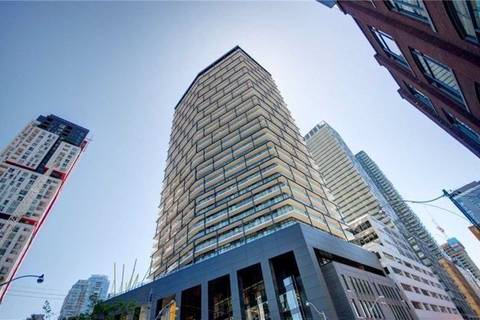 Apartment for rent at 125 Peter St Unit 1107 Toronto Ontario - MLS: C4455488