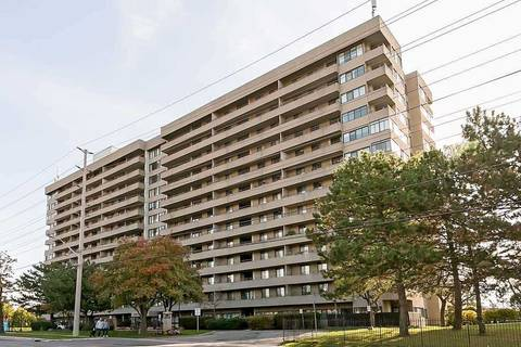 Condo for sale at 1300 Mississauga Valley Blvd Unit 1107 Mississauga Ontario - MLS: W4618834