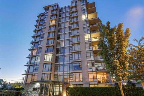 Condo for sale at 1333 11th Ave W Unit 1107 Vancouver British Columbia - MLS: R2407887