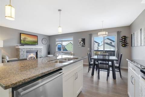 Townhouse for sale at 1107 162 St Sw Edmonton Alberta - MLS: E4146342