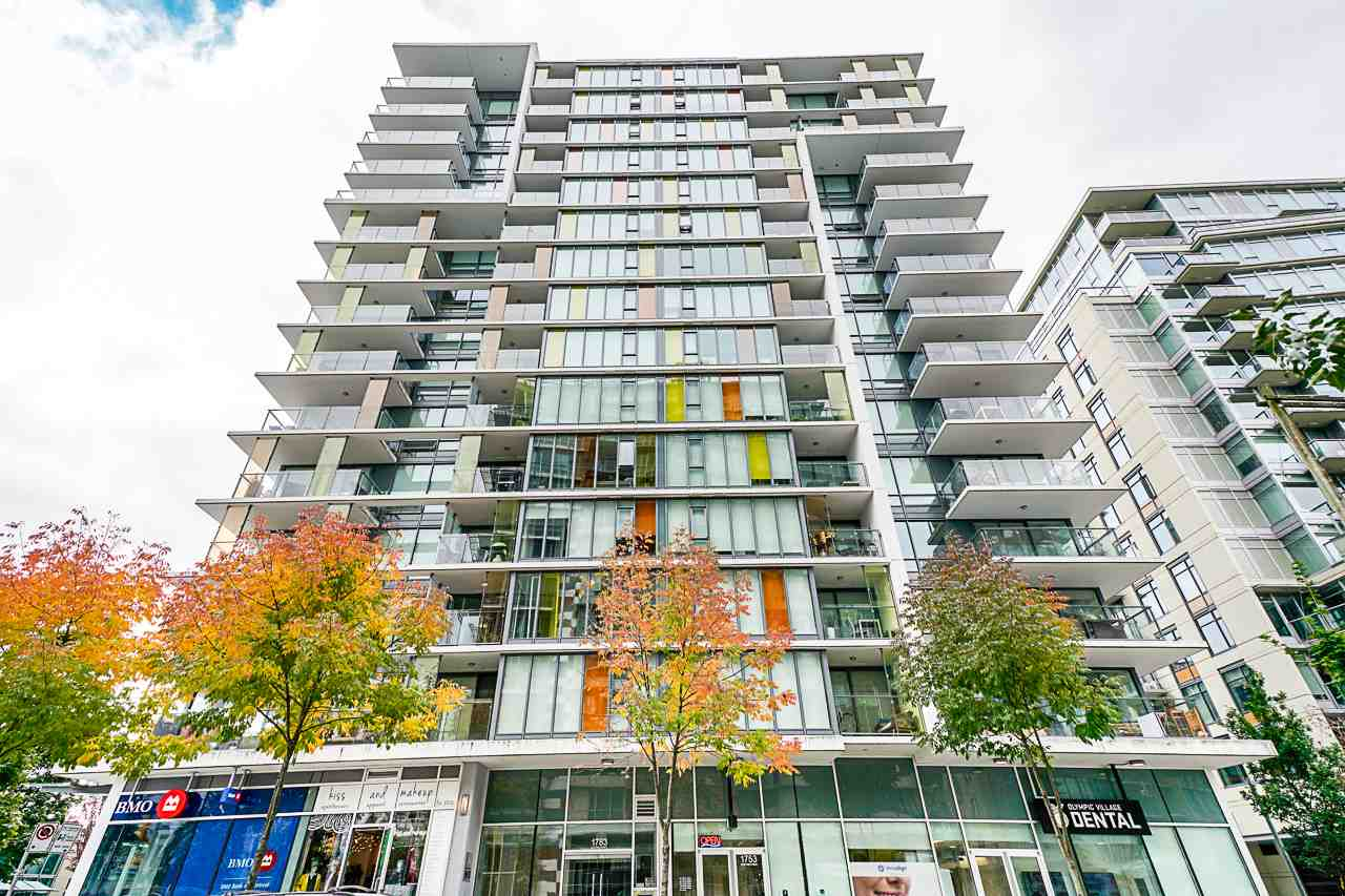 Removed: 1107 - 1783 Manitoba Street, Vancouver, BC - Removed on 2019-10-31 08:12:16