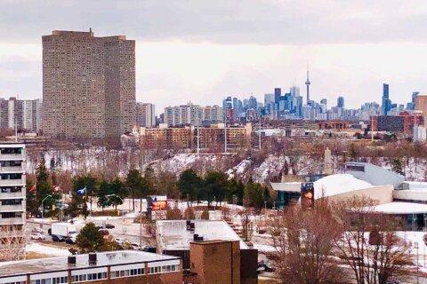 Apartment for rent at 2 Sonic Wy Unit 1107 Toronto Ontario - MLS: C4993550