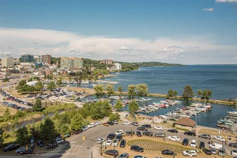 Condo for sale at 2 Toronto St Unit 1107 Barrie Ontario - MLS: S4539835