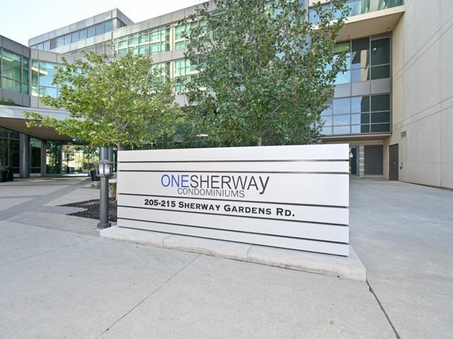 Inactive: 1107 - 215 Sherway Gardens Road, Toronto, ON
