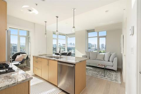 Condo for sale at 38 1st Ave W Unit 1107 Vancouver British Columbia - MLS: R2372667
