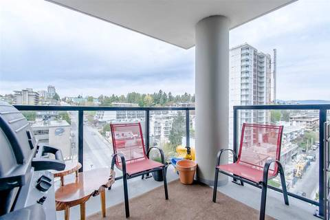 Condo for sale at 610 Victoria St Unit 1107 New Westminster British Columbia - MLS: R2387195