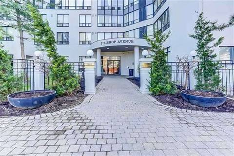Condo for sale at 7 Bishop Ave Unit 1107 Toronto Ontario - MLS: C4637953
