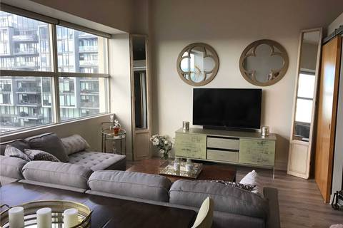 Apartment for rent at 700 King St Unit 1107 Toronto Ontario - MLS: C4605426
