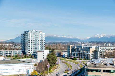 Condo for sale at 7535 Alderbridge Wy Unit 1107 Richmond British Columbia - MLS: R2436524