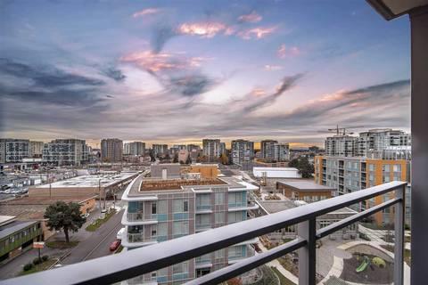 Condo for sale at 7708 Alderbridge Wy Unit 1107 Richmond British Columbia - MLS: R2418769