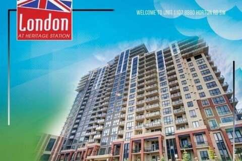 Condo for sale at 8880 Horton Rd Southwest Unit 1107 Calgary Alberta - MLS: C4296364
