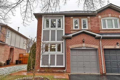 Townhouse for sale at 1107 Gable Dr Oakville Ontario - MLS: W4737857