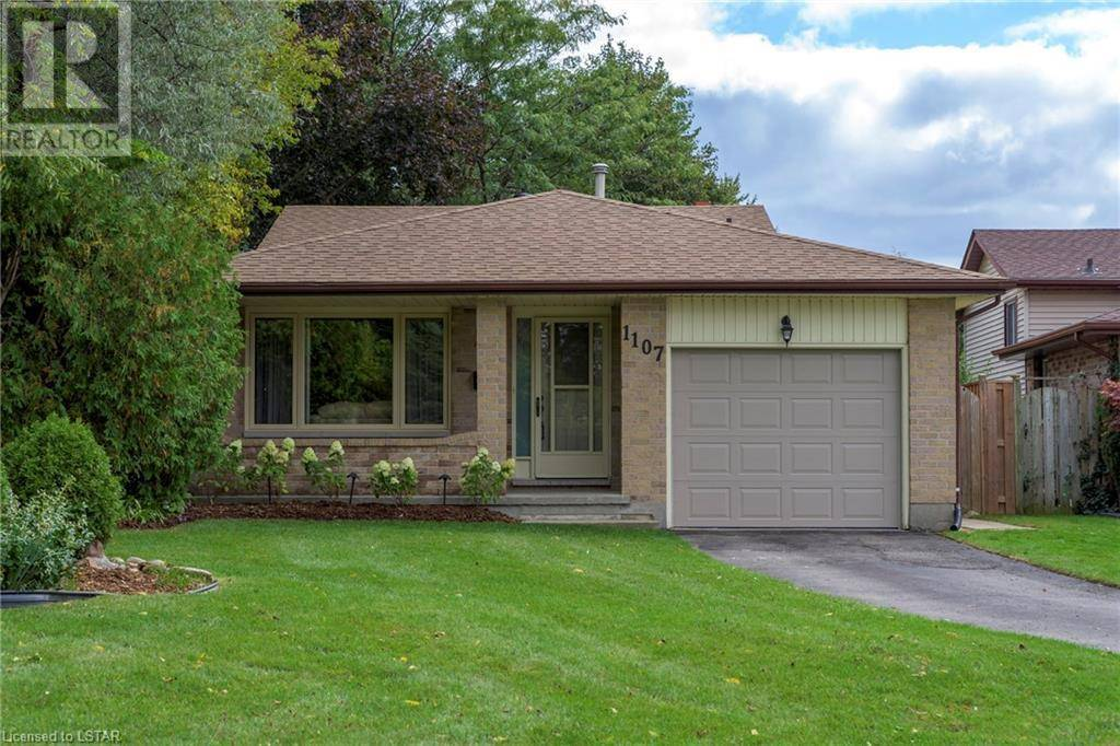 House for sale at 1107 Melsandra Ct London Ontario - MLS: 226850