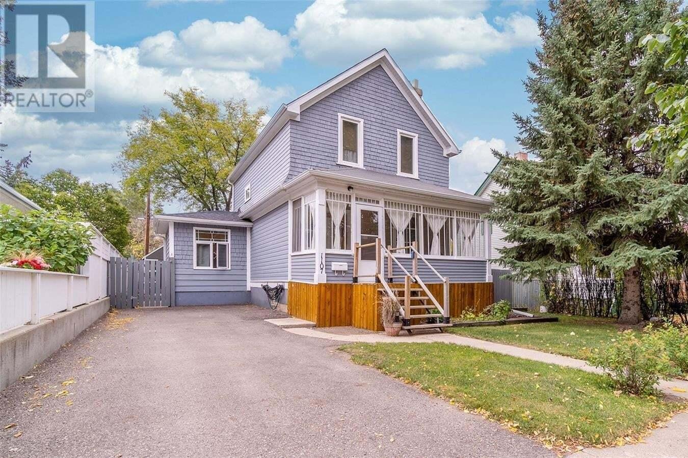 House for sale at 1107 Redland Ave Moose Jaw Saskatchewan - MLS: SK821855