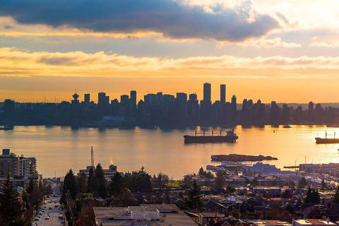 Condo for sale at 158 13th St W Unit 1108 North Vancouver British Columbia - MLS: R2436561