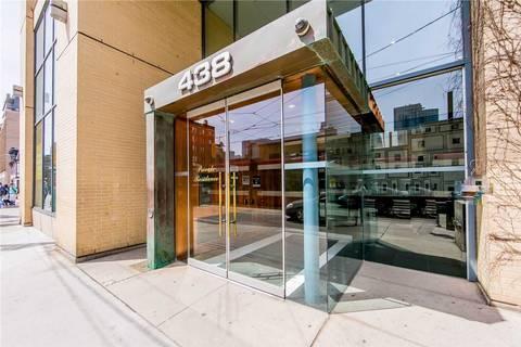 Apartment for rent at 438 King St Unit 1108 Toronto Ontario - MLS: C4647744