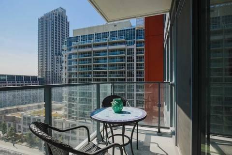 Apartment for rent at 50 Bruyeres Me Unit 1108 Toronto Ontario - MLS: C4426986